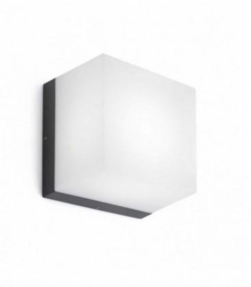 Naomi s'appliquent foncé gris LED 4W 3000K