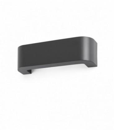 Support appliquer foncé gris LED 6W 3000K