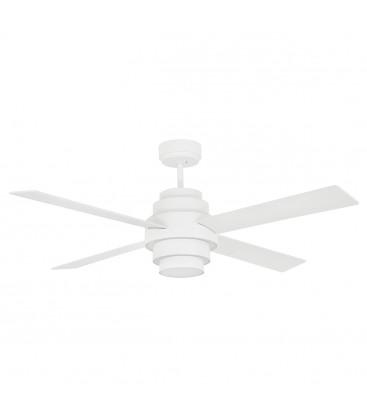 Fan with light Disc Fan diameter 213 cm 4 Palas LED 35W headlight