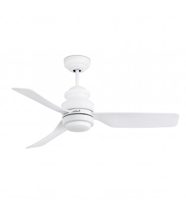 Fan with light Phuket diameter 120cm 3 Palas LED 12W Faro