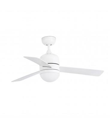 CEBU Ventilateur de plafond blanc