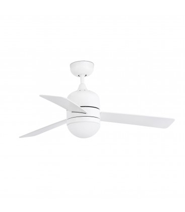 Fan with light Cebu diameter 106cm 3 blades 2 X E14 40W of Faro