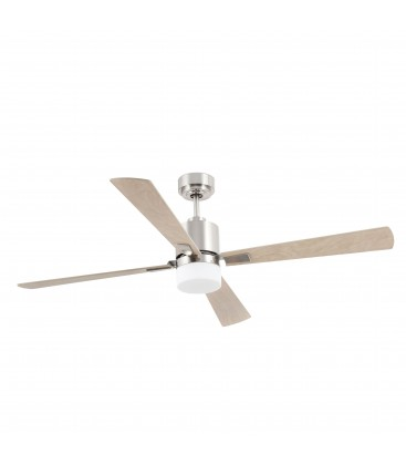 Fan with light Palk 213 4 diameter blades 2 E14 40W of Faro