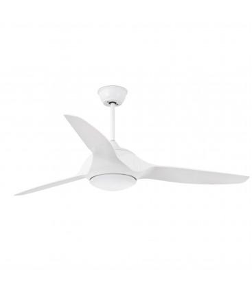 Fan with light Kailua diameter 140 cm 3 Palas LED 15W 3000K Faro