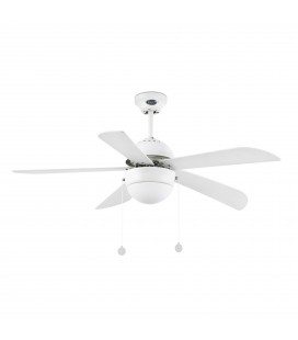 Fan with light Veneto diameter 107cm 5 blade 1 X E27 40W lighthouse