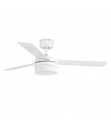 Fan with light Panay diameter 122cm 3 Palas 2 XE14 40W of Faro