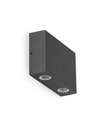 4LED gris foncé Marat-2 1W 2700-3000K