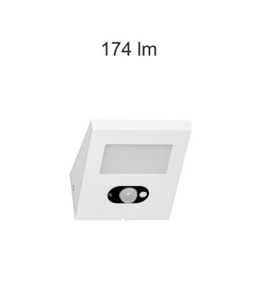 IRIS PANEL SOLAR 2,5W 120º LED de Beneito Faure