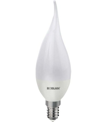 LED light candle E14 5W from ROBLAN