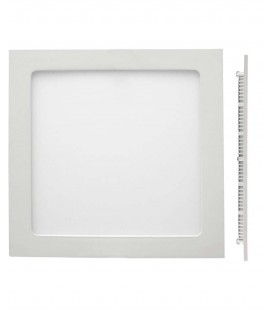 Square downlight 6W by Roblan
