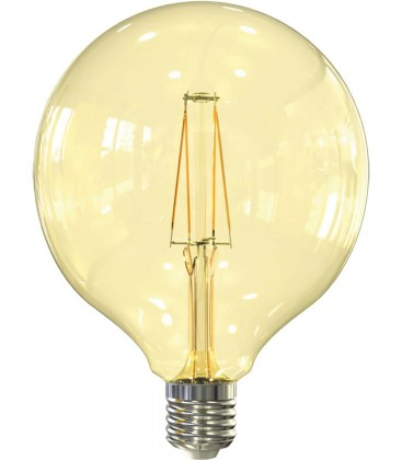 Globo LED Vintage 4W súper cálido de Roblan