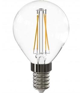 LED Vintage 4W sphériques E14 / E27 de Roblan