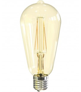 LED ST64 Vintage 4W E27 socket by Roblan