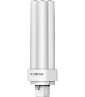 LED PL G24 8W by Roblan