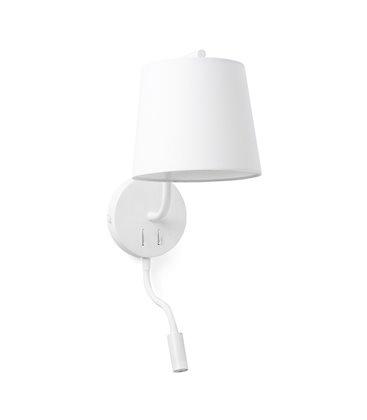 Berni Wall lamp with LED 3W headlamp reader