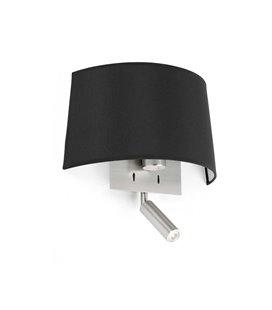 Appliquer avec lecteur LED E27 Volta de Faro Barcelona