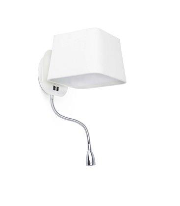Aplique SWEET con lector LED de Faro