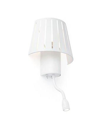 Aplique MIX con lector LED de Faro