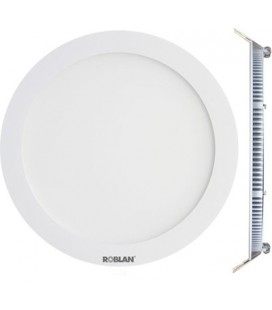 Circular downlight 6W by Roblan