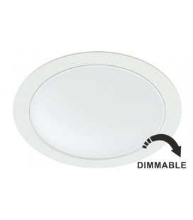 AIR 22W BLANCO 220V 100º DIMMABLE LED de Benito Faure