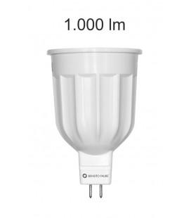 PUISSANCE GU10 / MR16 12W 220V 60 ° LED de Beneito Faure