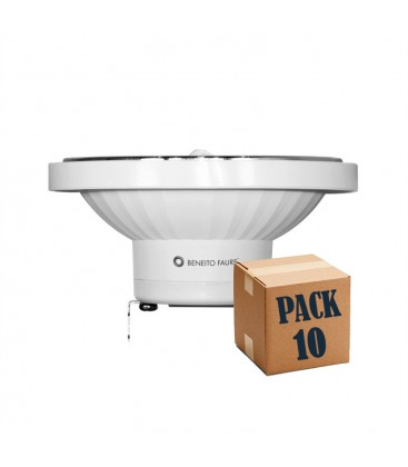 PACK DE 0 LYNK AR111 13W G53/GU10 45º LED de Beneito Faure