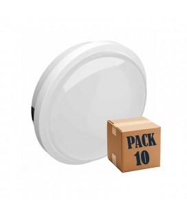 PACK DE 10 SELEN 15W 220-240V 120º LED de Beneito Faure