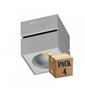 PACK DE 10 RUBYC 15W 110-240V 40º LED CITIZEN de Beneito Faure