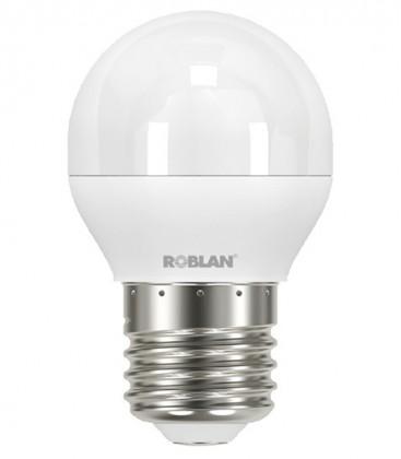 Esférica LED SKY A15 8W conexión E27 o E14 de Roblan