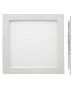 Downlight square 18W by Roblan