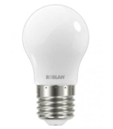 Esférica FROST 5.5W E14/E27 de Roblan