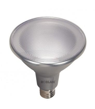Bombilla LED PAR38 18W conexión E27 de Roblan