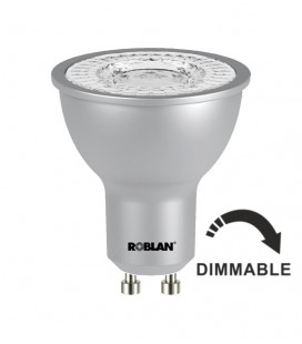 Dichroic LED PRO SKY connection DIMMABLE GU10 7W Roblan