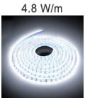 Tira LED 12V BLANCA 4.8 W/m IP20/IP67 de Roblan