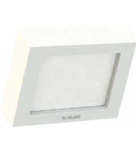 Downlight LED MOON square by ROBLAN