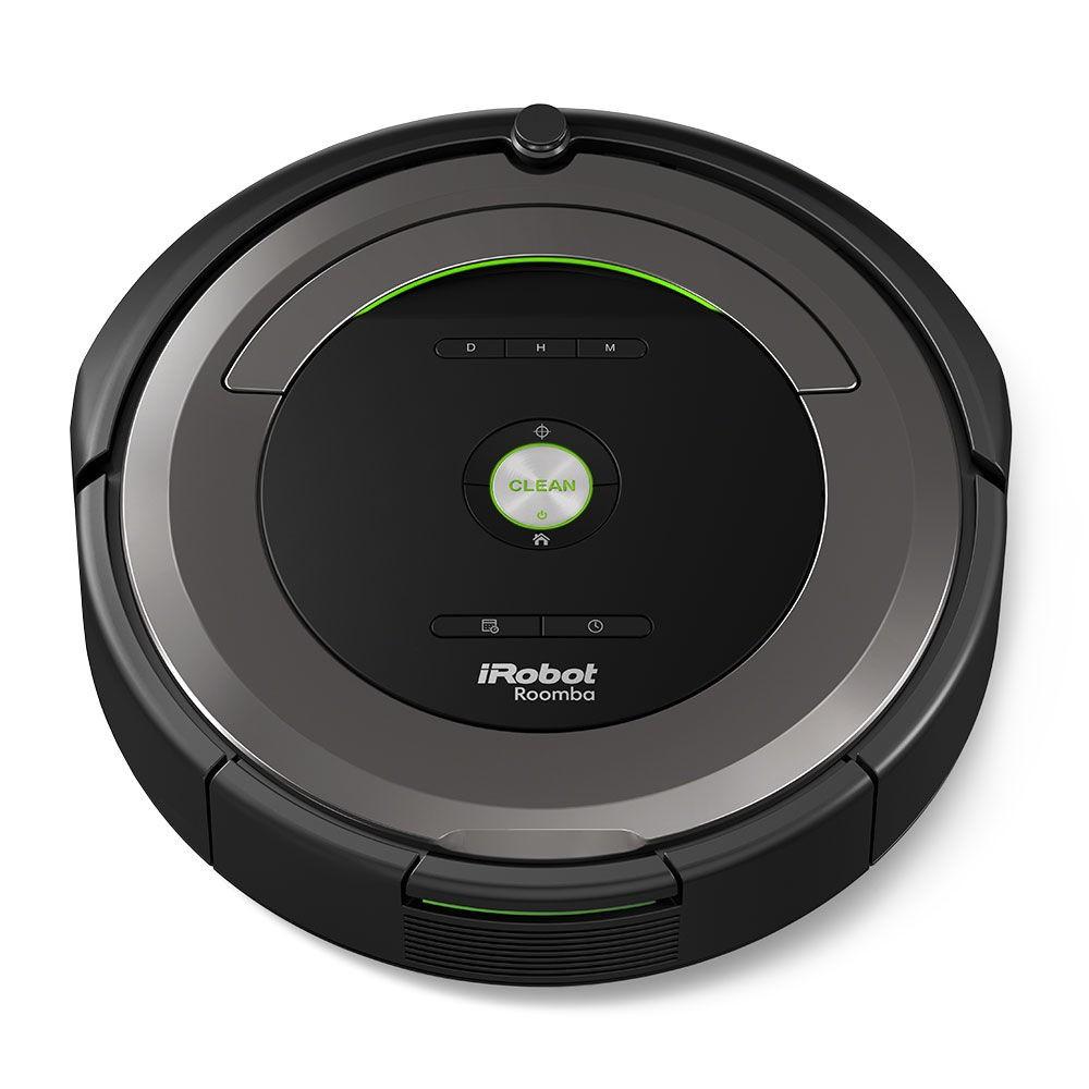 Robot aspirador Roomba 681 RE