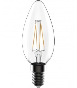 Vela LED Vintage 4W E27 de Roblan