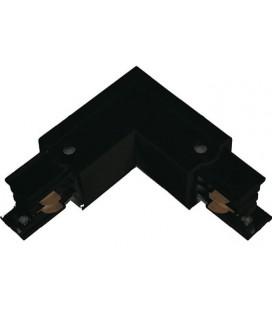 Conector en L para carril trifásico de Roblan