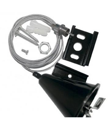 Kit de suspensión para carril trifásico de Roblan