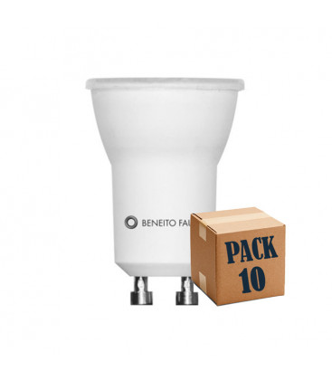 TUTTO GU10/MR16 4W 35mm 220V 60º LED de Beneito Faure