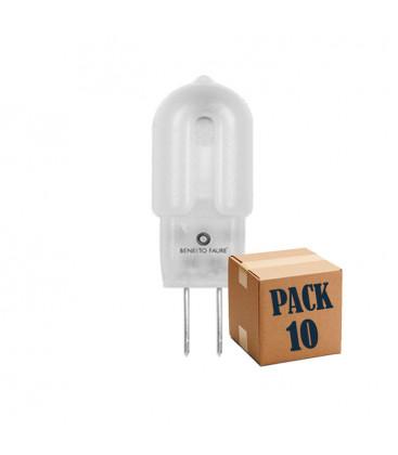 G4 1,3W 12V 360º UNIFORM-LINE LED de Beneito Faure