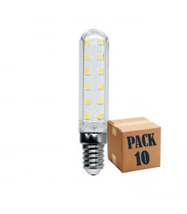 Pack de 10 PRISMA 4W E14 220V 360º LED de Beneito Faure
