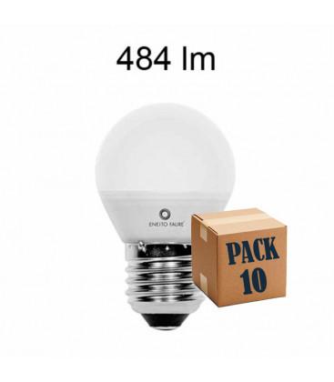 ESFERICA 5W E14/E27 220V 360º LED by Beneito Faure