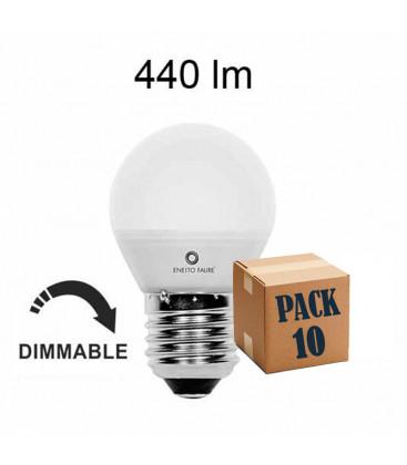 ESFERICA 5,5W E14-E27 220V 360º DIMMABLE LED de Beneito Faure