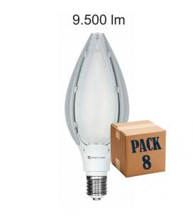 Pack 8 NOA 85W E40/E27 100-260V 360º LED de Beneito Faure