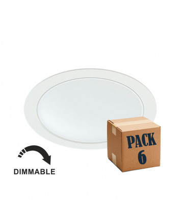 NOI 14W blanc 220V 100 ° DIMMABLE LED Beneito Faure