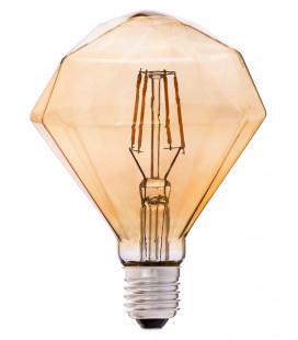 Bombilla LED diamante 4W conexión E27 de Faro