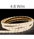 Tira LED profesional para iluminación suave 4.8W/m