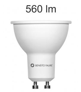 GU10 6W 220V 120º UNIFORM-LINE LED de Beneito Faure
