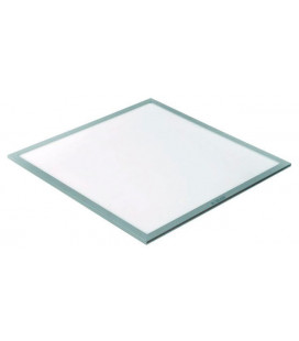 LED panel square power 40W 595 x 595 MM. from Roblan